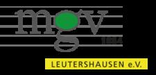 MGV Leutershausen e.V. Logo